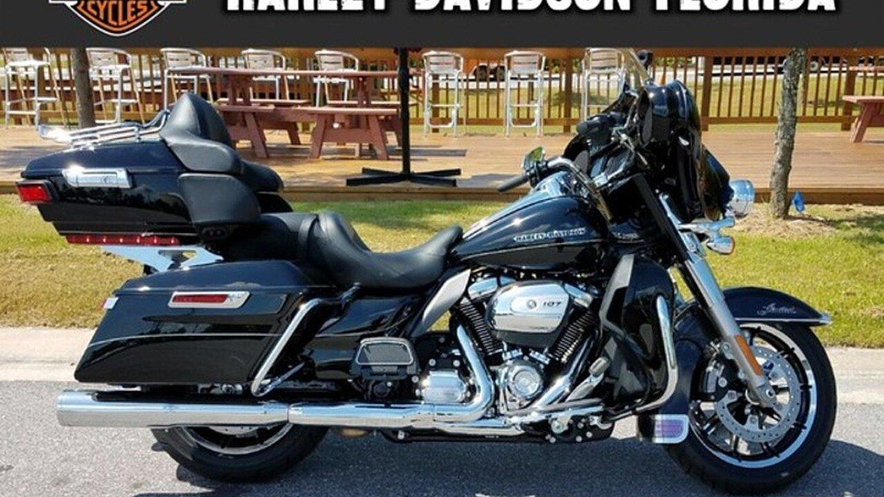 2017 harley-davidson Touring Ultra Limited for sale 200523696