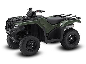 2017 honda FourTrax Rancher for sale 200618238