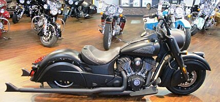 2017 indian Chief Dark Horse for sale 200607370