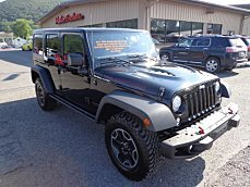 2017 jeep Wrangler 4WD Unlimited Rubicon for sale 101020873