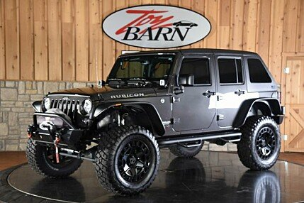 2017 jeep Wrangler 4WD Unlimited Rubicon for sale 101033790