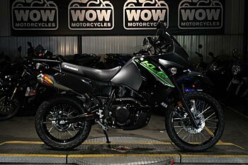 2017 kawasaki KLR650 for sale 200616182