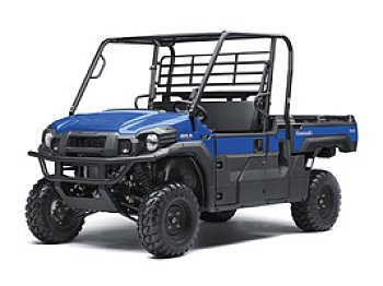 2017 kawasaki Mule Pro-FX for sale 200561014