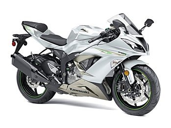 2017 kawasaki Ninja ZX-6R for sale 200496146