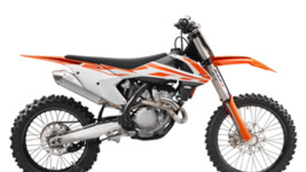 2017 ktm 350SX-F for sale 200560933