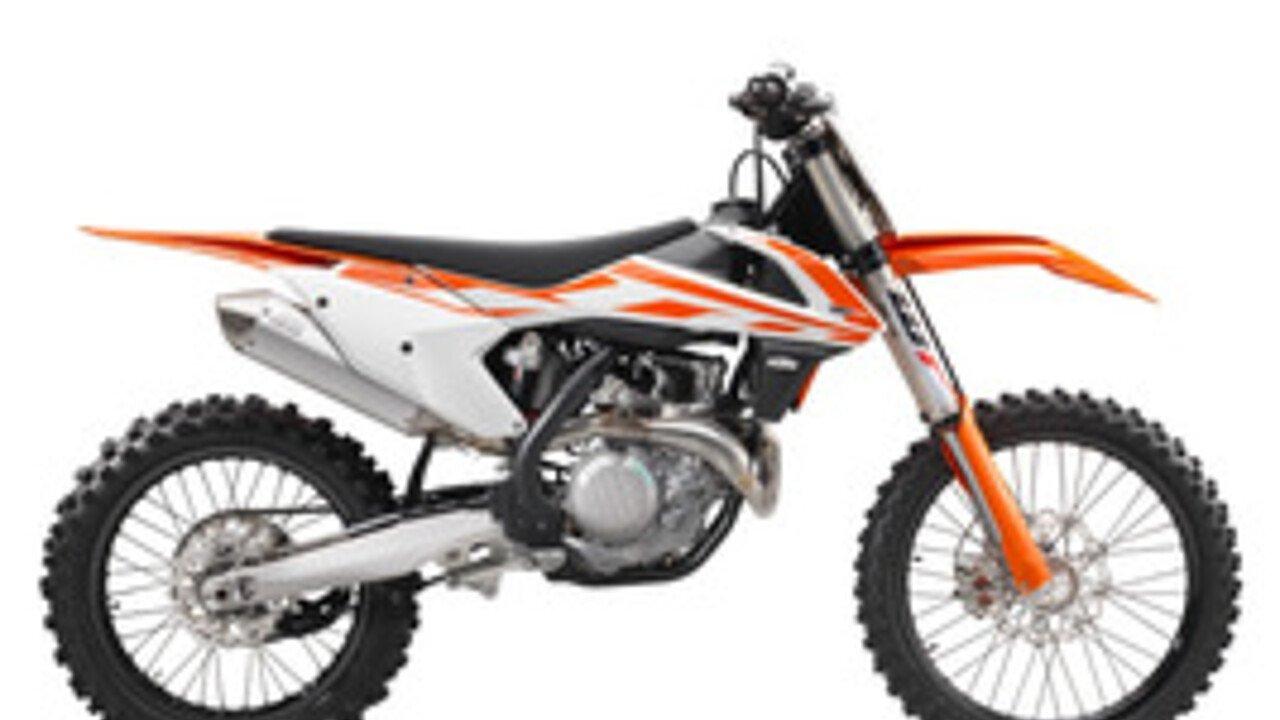 2017 ktm 450SX-F for sale 200560935