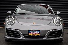 2017 porsche 911 Carrera Cabriolet for sale 101022305