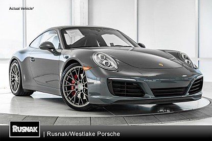 2017 porsche 911 Coupe for sale 101031258