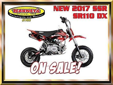 2017 ssr SR110 for sale 200600399