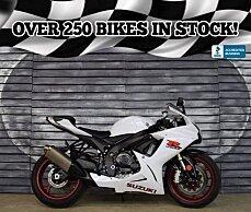 2017 suzuki GSX-R750 for sale 200603659