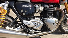 2017 triumph Thruxton R for sale 200484468