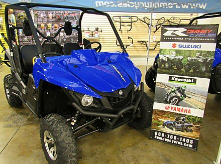2017 yamaha Wolverine 700 for sale 200596043