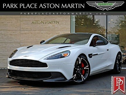 2018 Aston Martin Vanquish S Coupe for sale 100893428