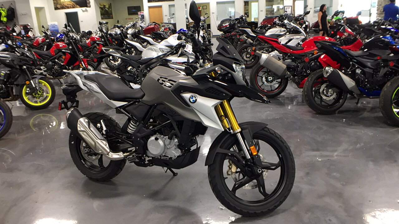 2018 BMW G310GS for sale 200580479