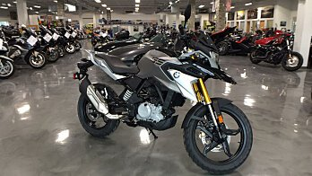 2018 BMW G310GS for sale 200629696