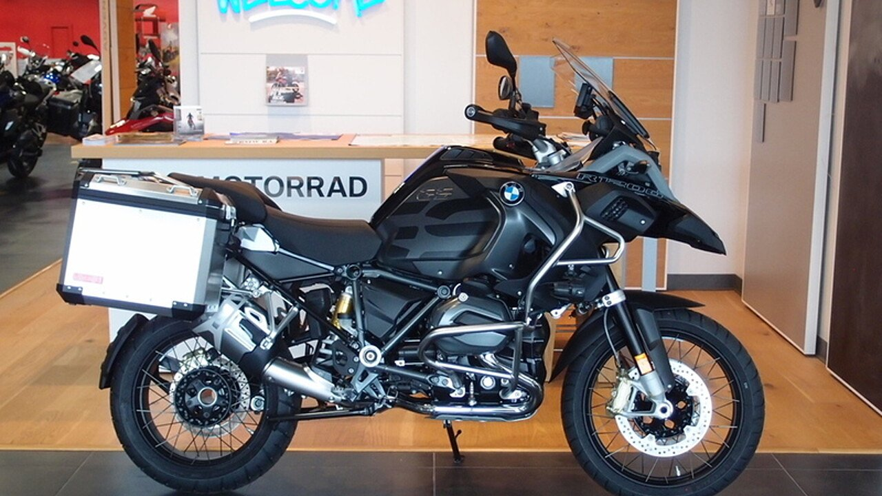 2018 BMW R1200GS Adventure for sale 200525570