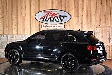 2018 Bentley Bentayga for sale 100976516