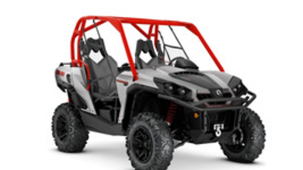 2018 Can-Am Commander 1000R for sale 200545750