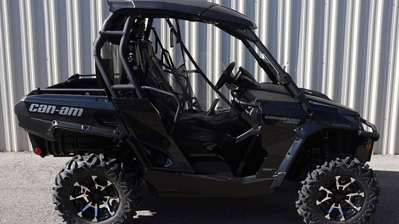 2018 Can-Am Commander 1000R for sale 200565058