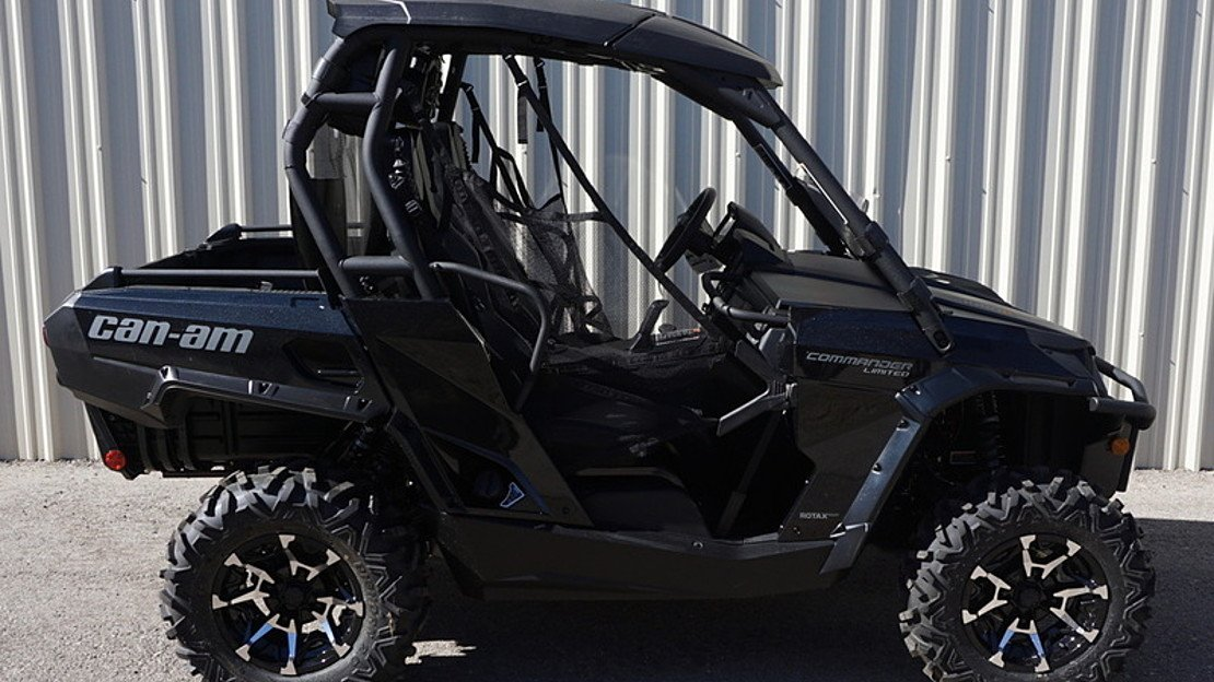 2018 Can-Am Commander 1000R for sale 200565200