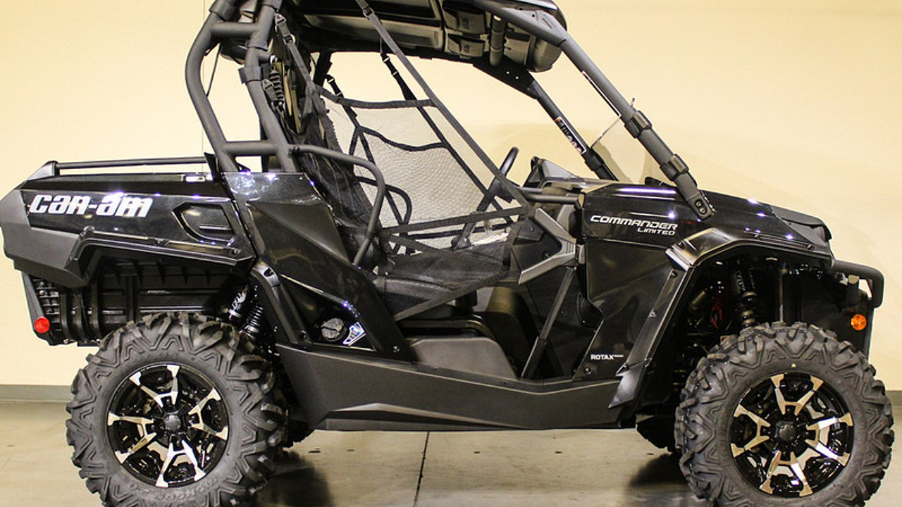 2018 Can-Am Commander 1000R for sale 200568534