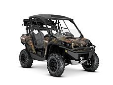 2018 Can-Am Commander 1000R for sale 200502107