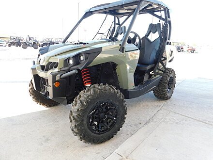 2018 Can-Am Commander 1000R for sale 200564760