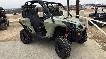 2018 Can-Am Commander 800R for sale 200493266