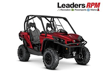 2018 Can-Am Commander 800R for sale 200511197