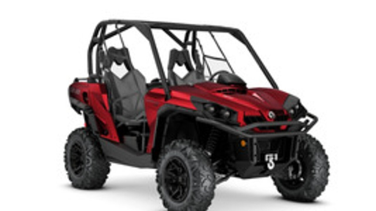 2018 Can-Am Commander 800R for sale 200532056
