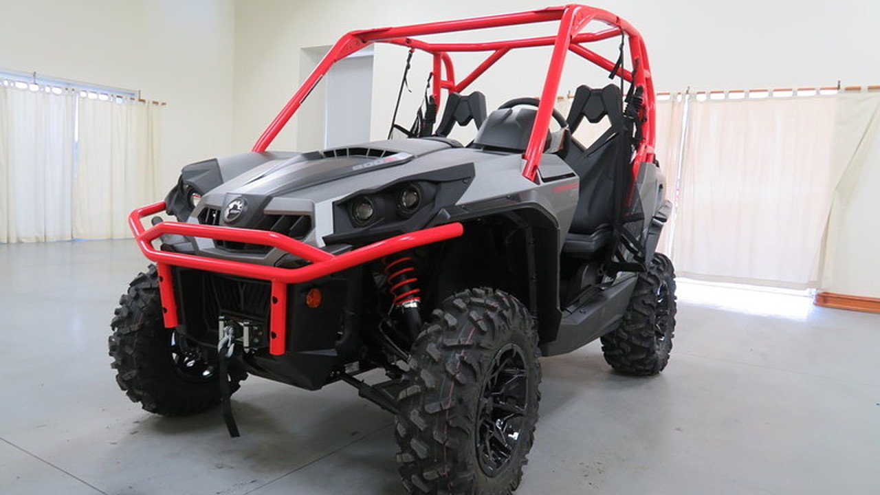 2018 Can-Am Commander 800R for sale 200551348