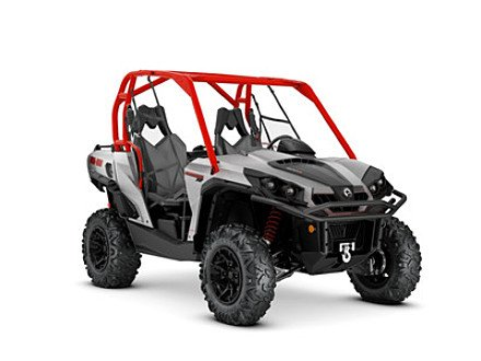 2018 Can-Am Commander 800R for sale 200504401