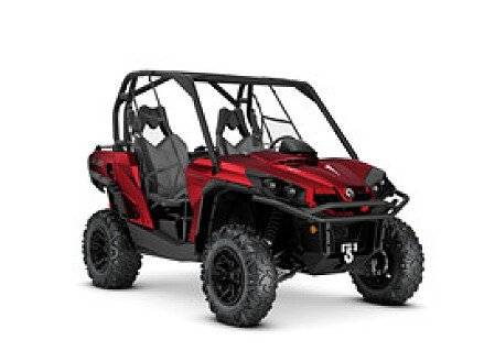 2018 Can-Am Commander 800R for sale 200547991