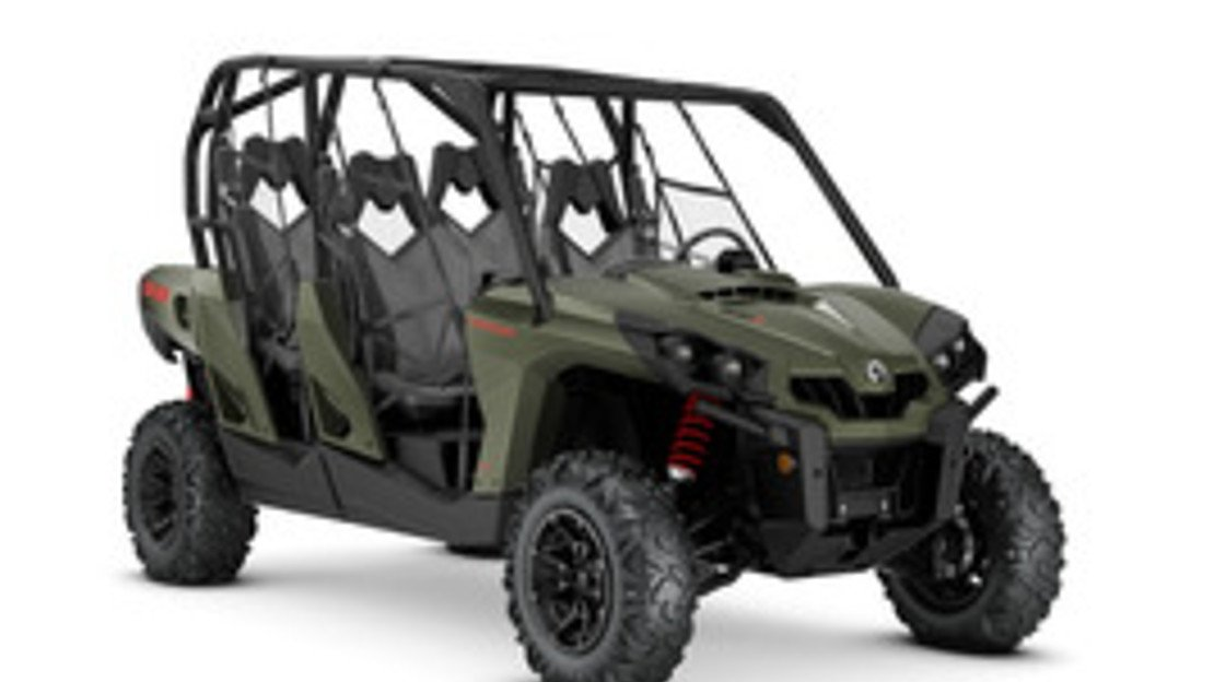 2018 Can-Am Commander MAX 800R for sale 200502054