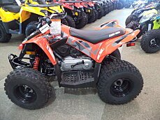 2018 Can-Am DS 70 for sale 200493281