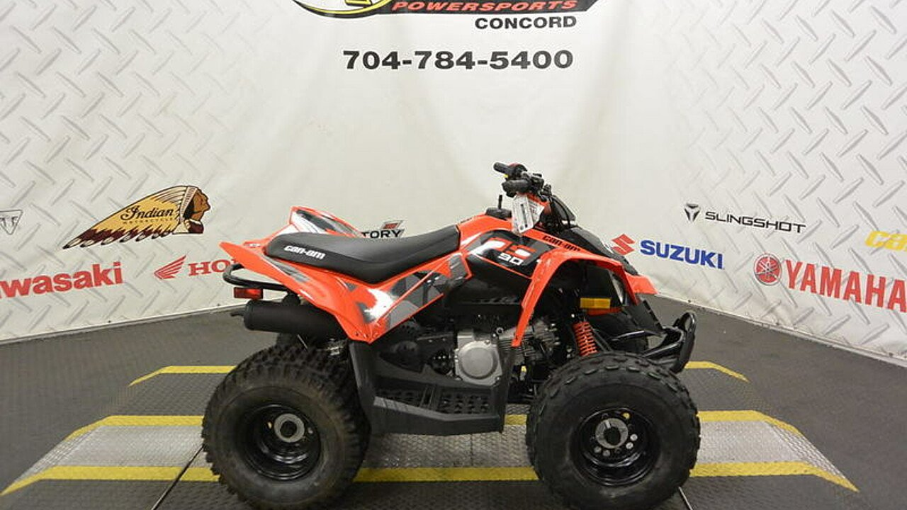 2018 Can-Am DS 90 for sale 200528931