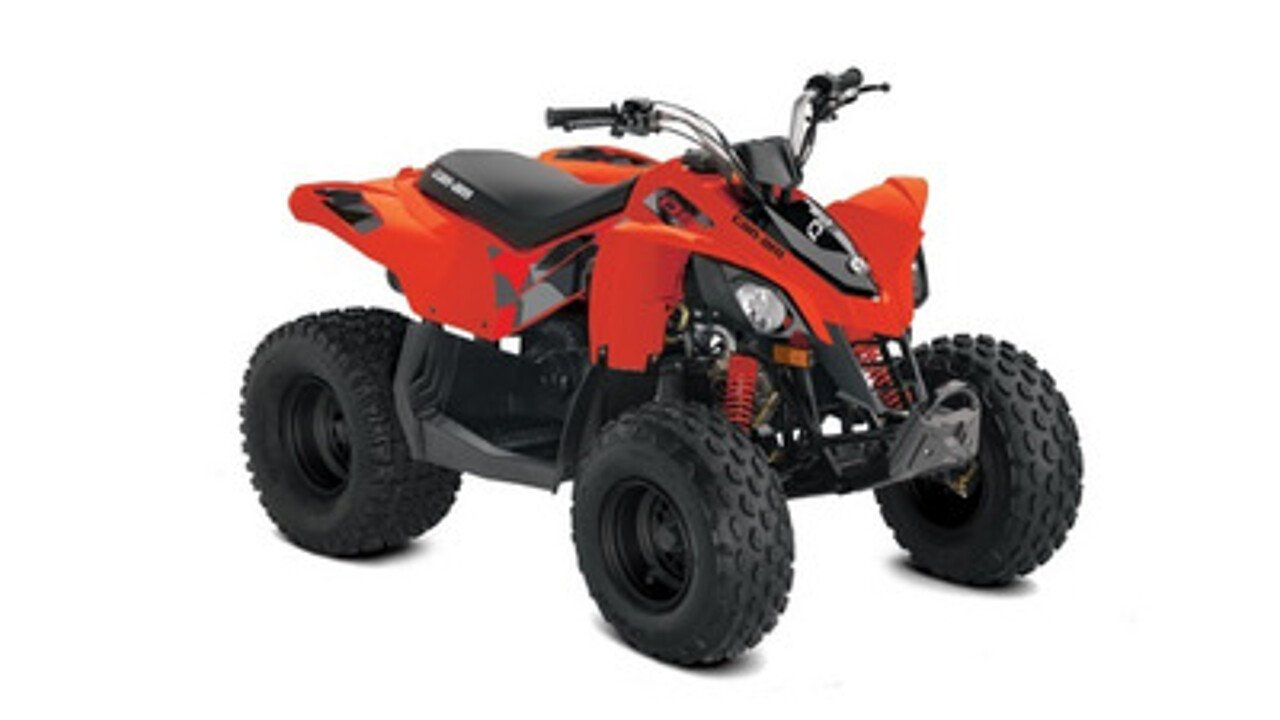2018 Can-Am DS 90 for sale 200546634