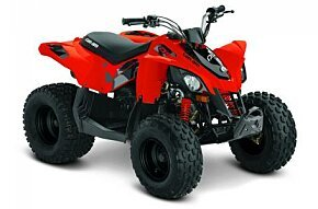 2018 Can-Am DS 90 for sale 200580389