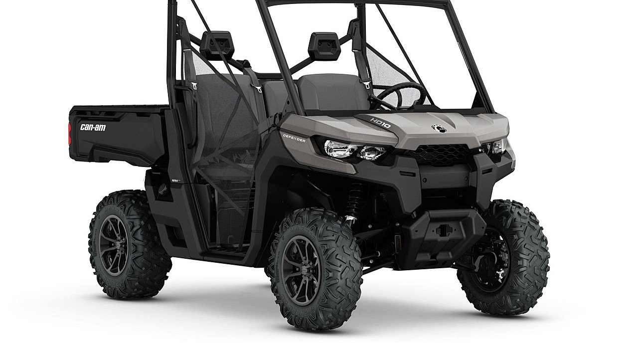 2018 Can-Am Defender for sale 200466817