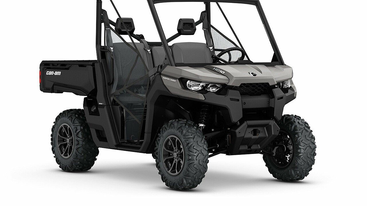 2018 Can-Am Defender for sale 200466818