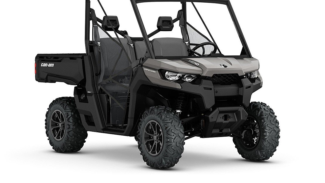 2018 Can-Am Defender for sale 200466839