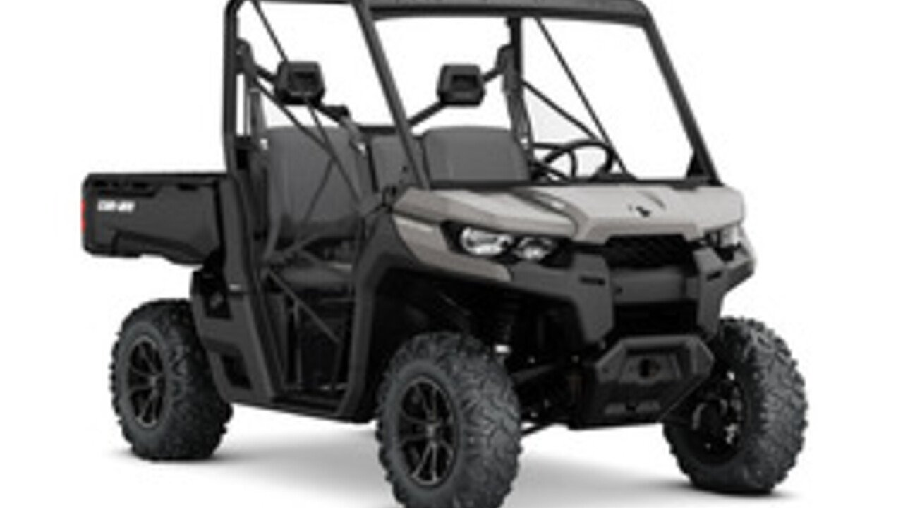 2018 Can-Am Defender for sale 200478520