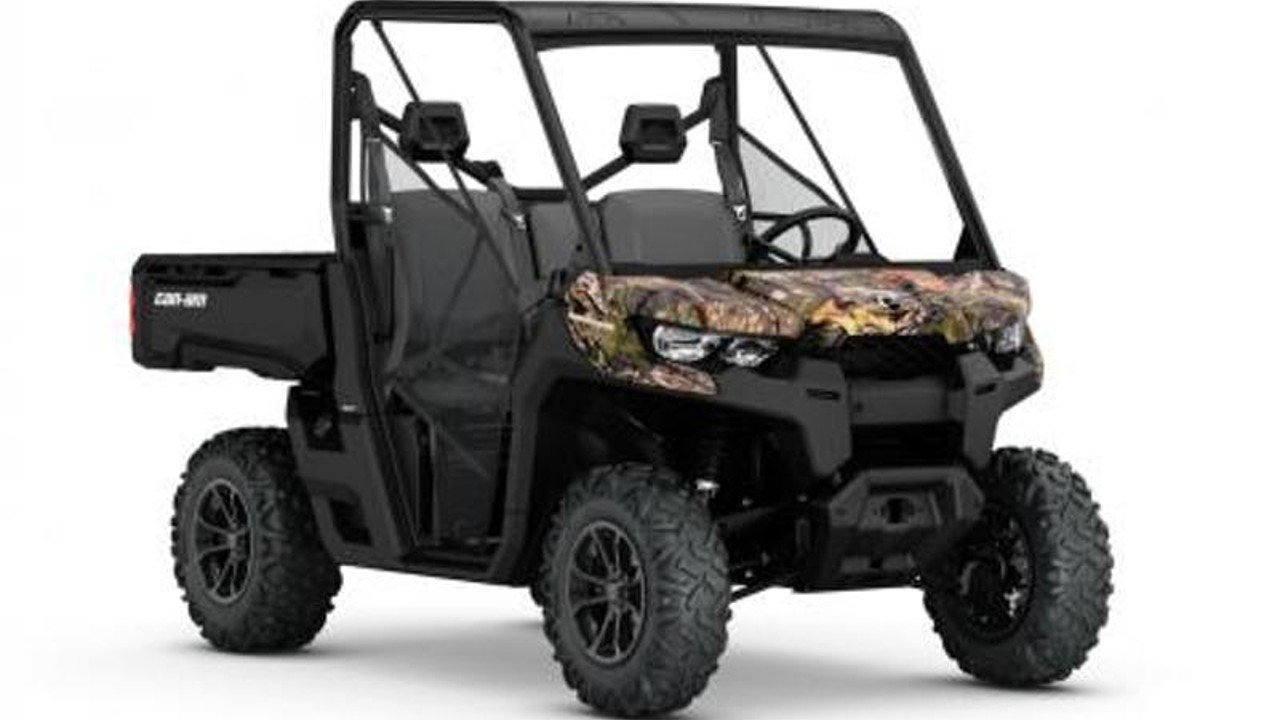 2018 Can-Am Defender for sale 200502116