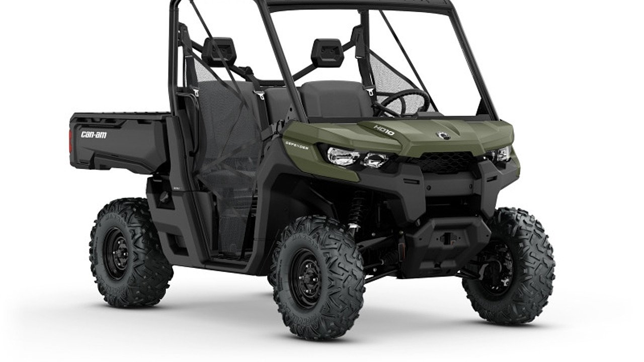 2018 Can-Am Defender for sale 200502134