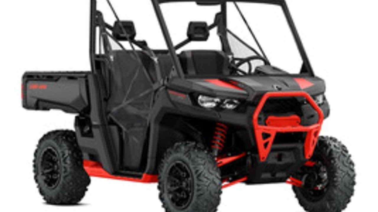 2018 Can-Am Defender for sale 200504251