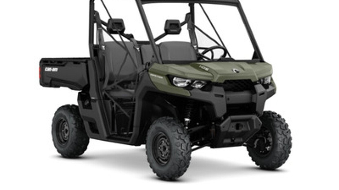 2018 Can-Am Defender for sale 200504755