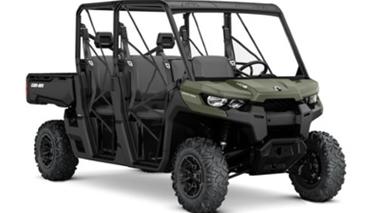 2018 Can-Am Defender for sale 200505124