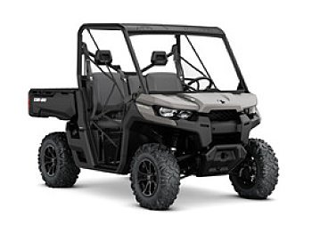 2018 Can-Am Defender for sale 200507762