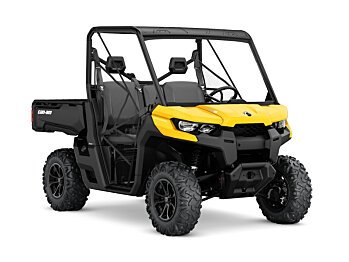 2018 Can-Am Defender for sale 200511169