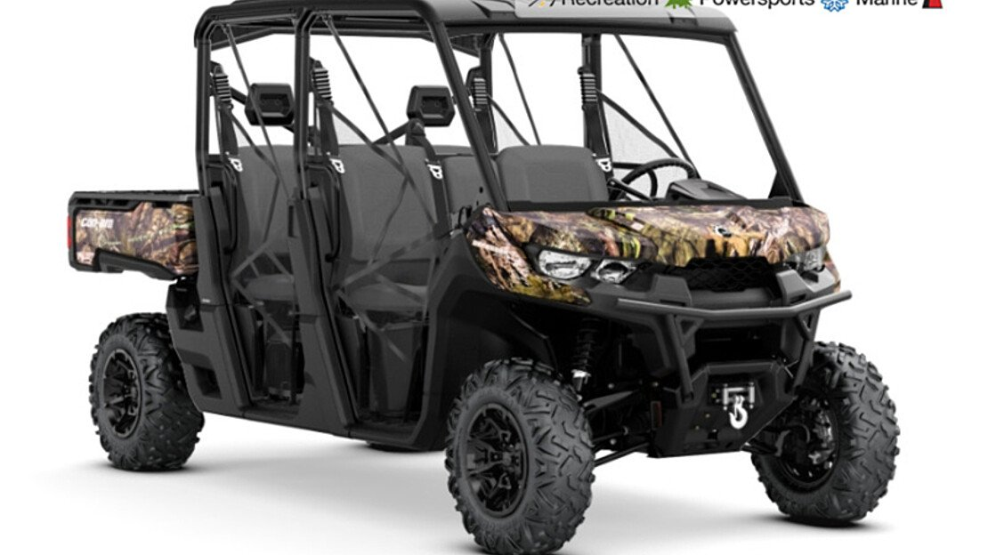 2018 Can-Am Defender for sale 200511192